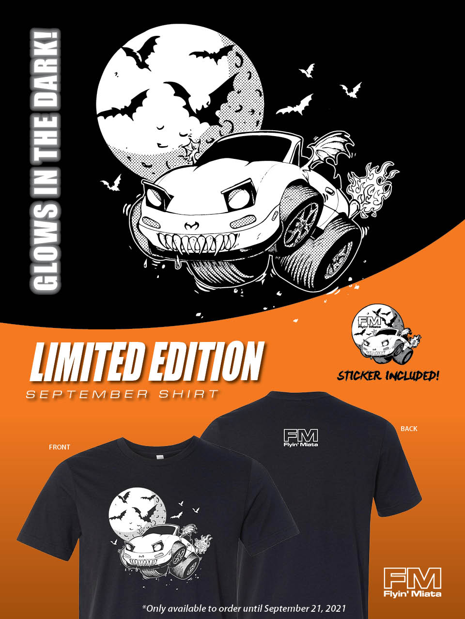 Limited Edition August Shirt