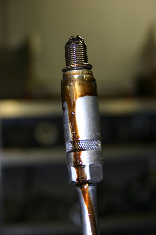 Oil on Spark Plugs - Miata Turbo Forum - Boost cars, acquire cats. Oil On Spark Plug Wires on