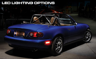 NEW Flyin' Miata Crossflow Radiator