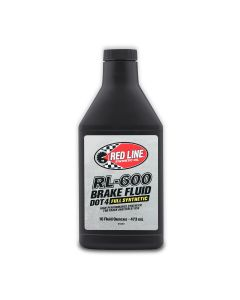 Redline RL-600 DOT 4 brake fluid