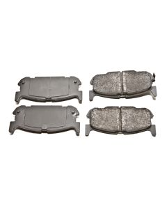 Porterfield R4S sport brake pads, rear, 2001-05 Sport size