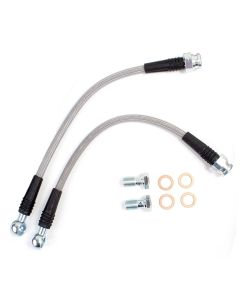 Extended rear brake lines for NC and ND